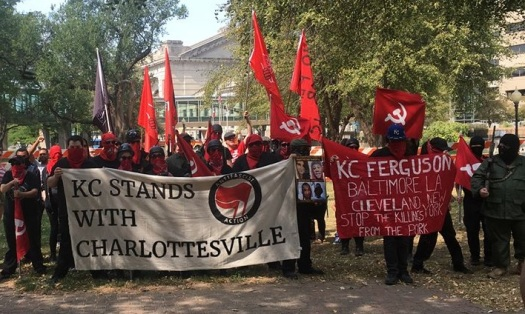 Image result for antifa communist
